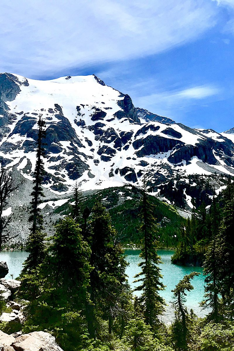 Gab With Me Blog Joffre Lakes 3 Locals Guide to Downtown Vancouver Canada Guide image