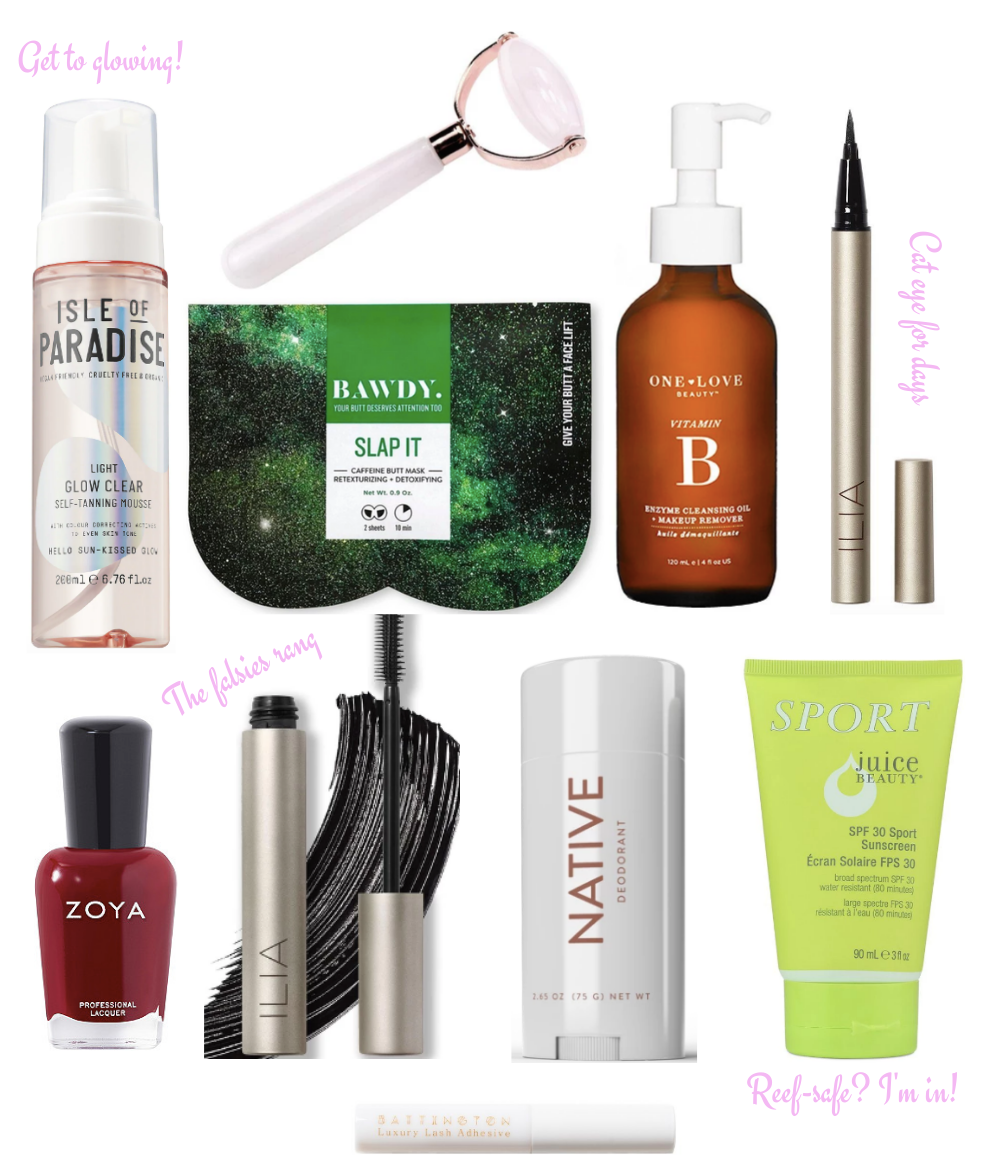 Non-toxic clean beauty gift ideas 2019 Gab With Me