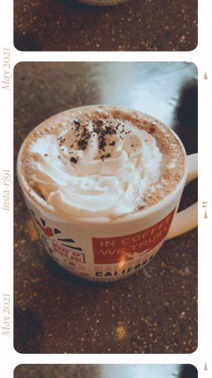 Gab With Me Best Trendy Brunch Places in San Diego Breakfast Republic Oreo Cookie Latte