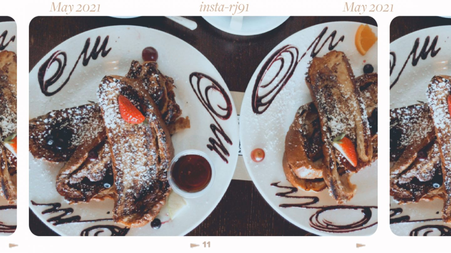 Gab With Me Best Trendy Brunch Places in San Diego The Mission French Toast